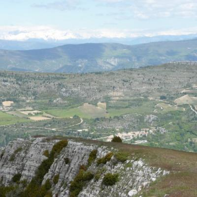 Montagne de Banne Mai 2013