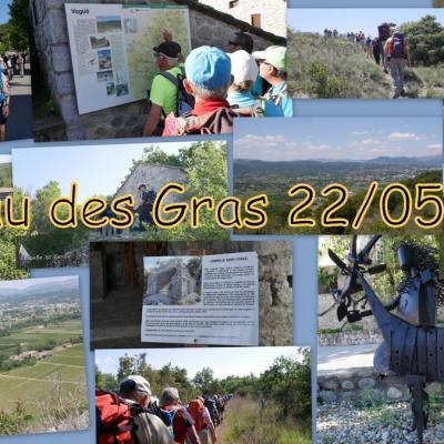 Plateau des Gras 22/05/2019
