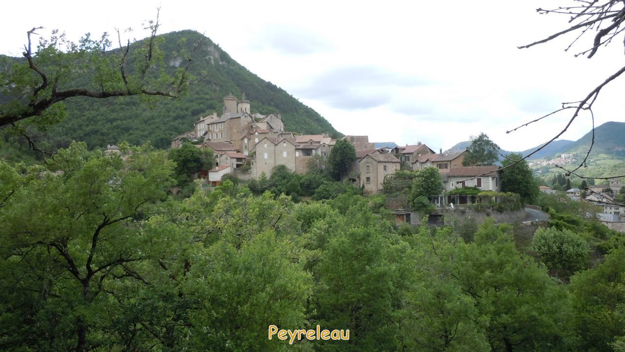 30-M (39) Arrivée à Peyreleau