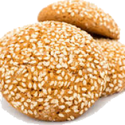 Biscuits grains de sesame